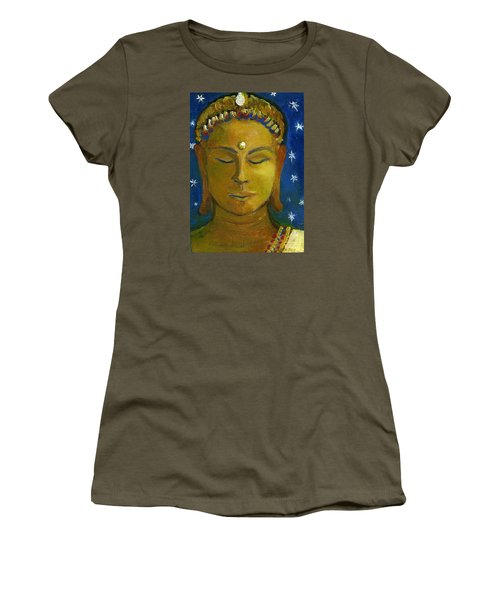 Golden Buddha Women's T-Shirt