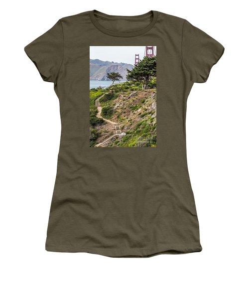 Golden Gate Trail Women's T-Shirt
