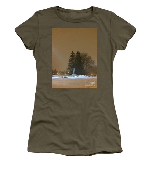 Golden Night Women's T-Shirt