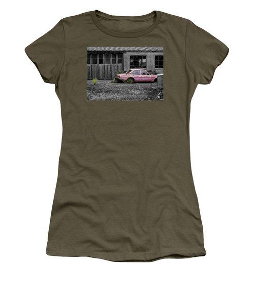 Good Little Runner Women's T-Shirt (Athletic Fit)