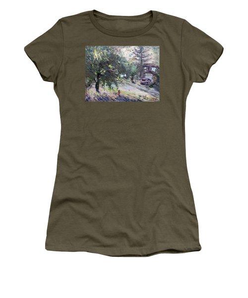 Good Morning Neighbor Women's T-Shirt