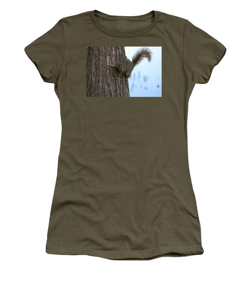 Lookin' For Nuts Women's T-Shirt