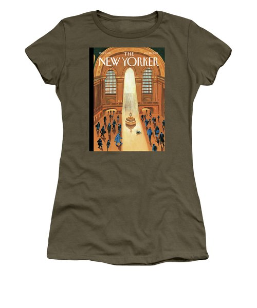 Grand Central Heating Women's T-Shirt