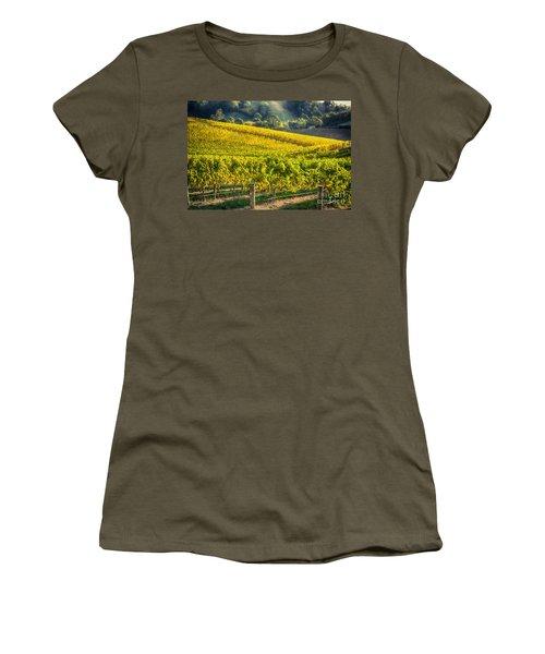 Grape Expectations Women's T-Shirt