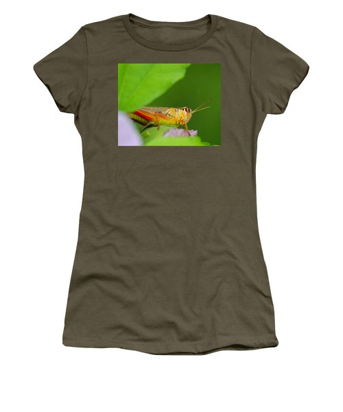 Grasshopper Women's T-Shirt