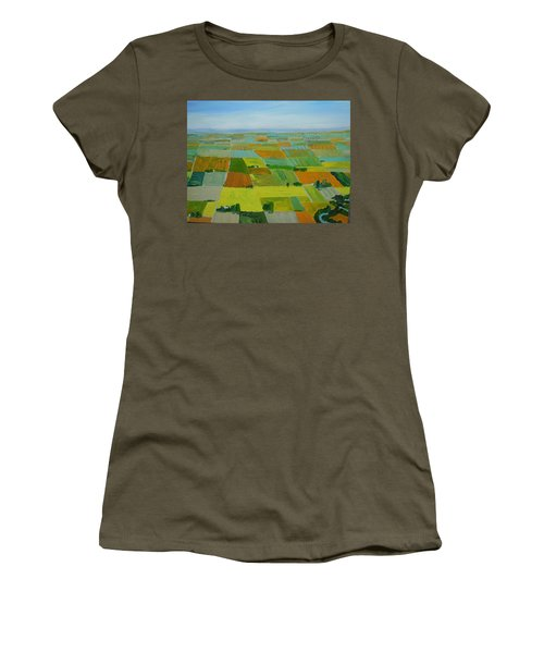 Great Plains Women's T-Shirt (Athletic Fit)