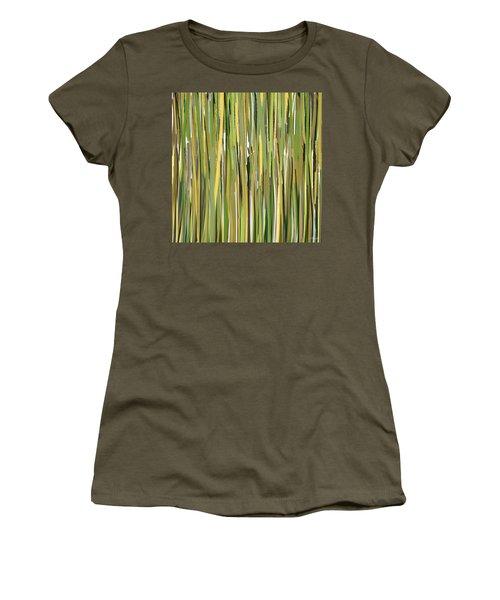Green Melodies Women's T-Shirt