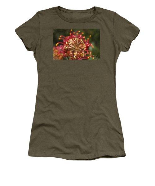 Grevillea Superb Australian Flora Women's T-Shirt