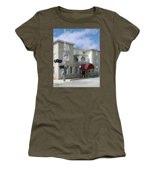 Greystone Of Paris Women's T-Shirt