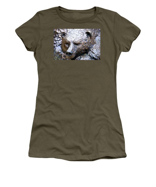 Grizzly Bear 2 Women's T-Shirt