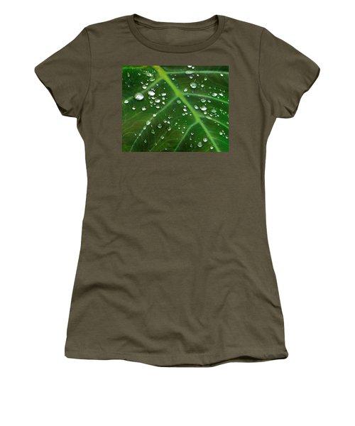 Hanging Droplets Women's T-Shirt