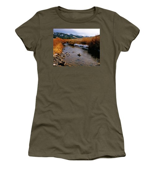 Headwaters Of The River Of No Return Women's T-Shirt