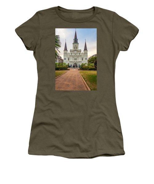 Heart Of The French Quarter Women's T-Shirt