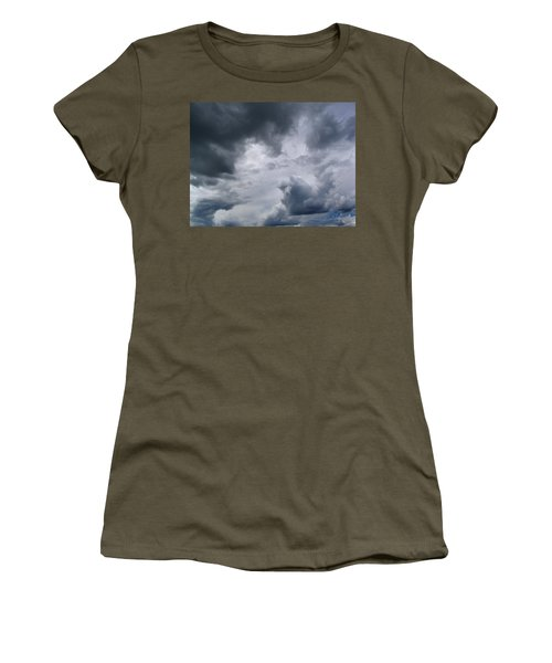 Heaven Looks Angry Women's T-Shirt