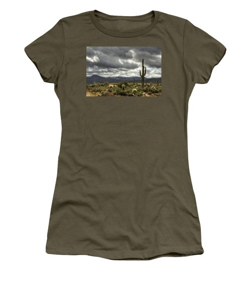 Heavenly Desert Skies  Women's T-Shirt