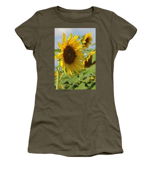 Helianthus 5 Women's T-Shirt