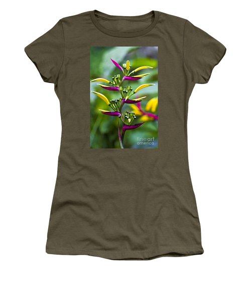 Heliconia Subulata II Women's T-Shirt