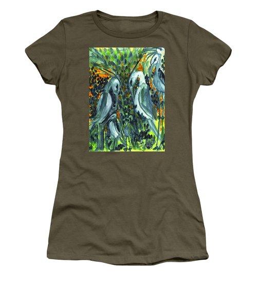 Herons Women's T-Shirt