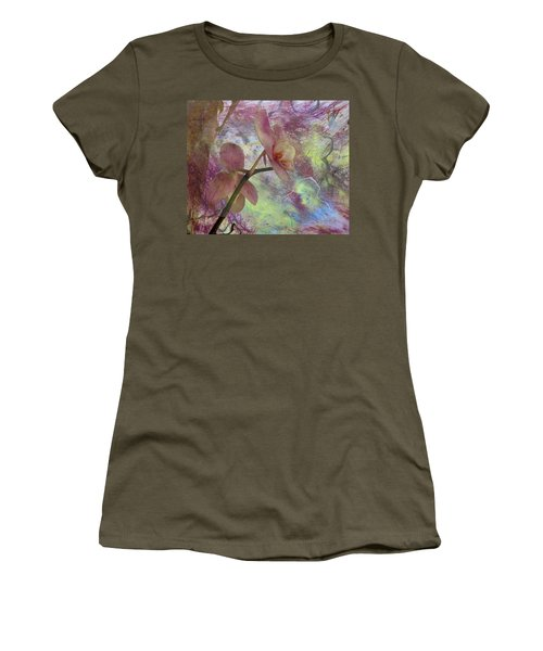 Hidden Orchid Women's T-Shirt