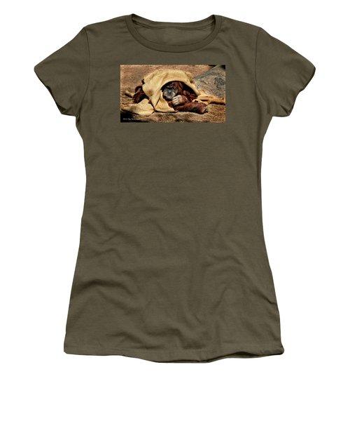 Hiding In Plain Sight Women's T-Shirt