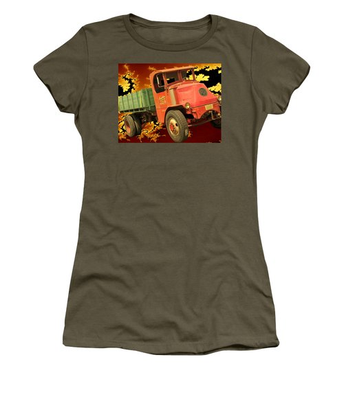 High Flying Mack Women's T-Shirt