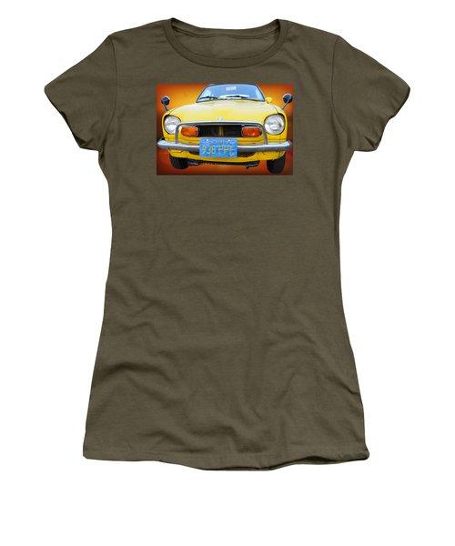 Honda Z600 Coupe I I Women's T-Shirt