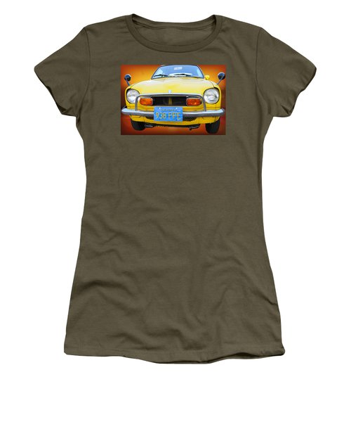 Honda Z600 Coupe I I Women's T-Shirt
