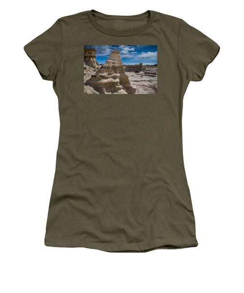 Hoodoo Rock Formations Women's T-Shirt