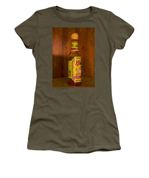 Hot Sauce Two Women's T-Shirt (Athletic Fit)