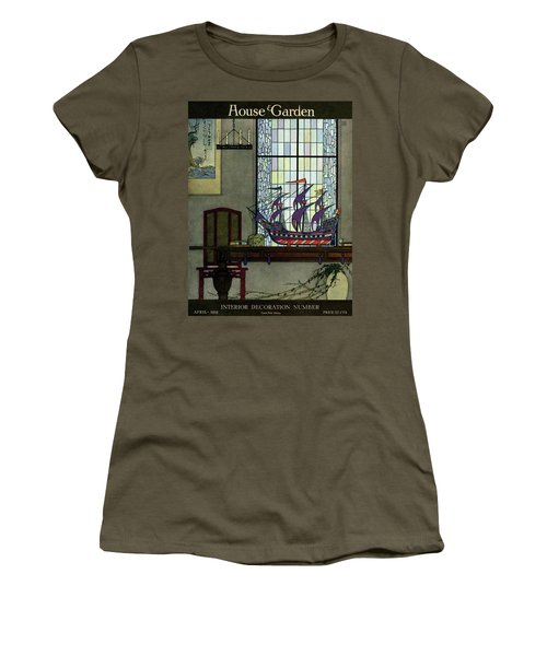 House And Garden Women's T-Shirt