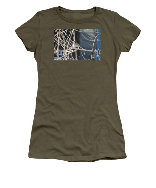 House Sparrow Women's T-Shirt (Athletic Fit)
