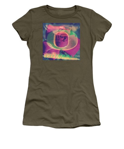 How About Those Ducks Women's T-Shirt