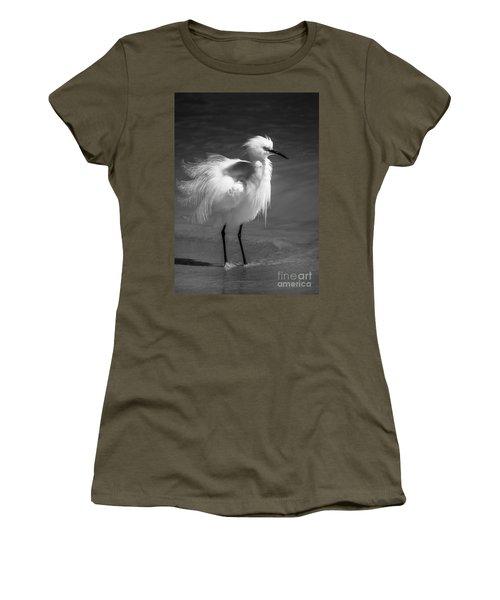 How Do I Look- Bw Women's T-Shirt