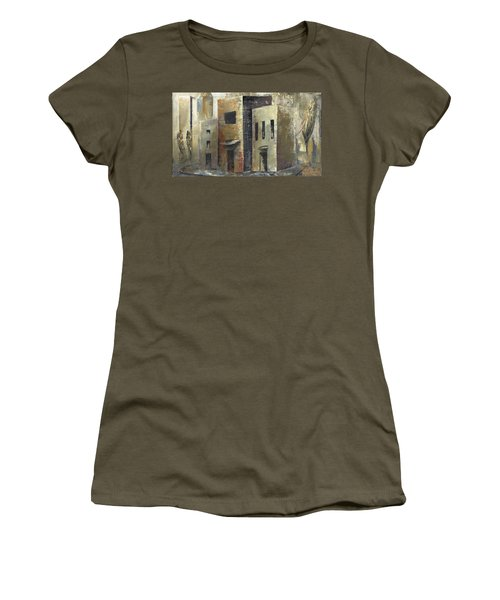 'humbled Today' Women's T-Shirt (Athletic Fit)