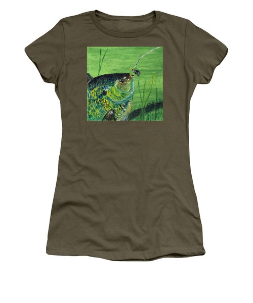 Hungry Bluegill Women's T-Shirt
