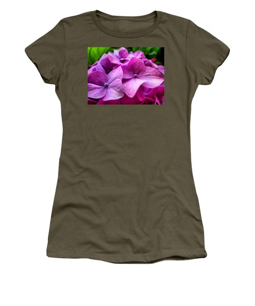 Hydrangea Bliss Women's T-Shirt