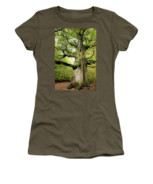 I Am Nearly 1000 Years Old Women's T-Shirt (Junior Cut) by Heiko Koehrer-Wagner