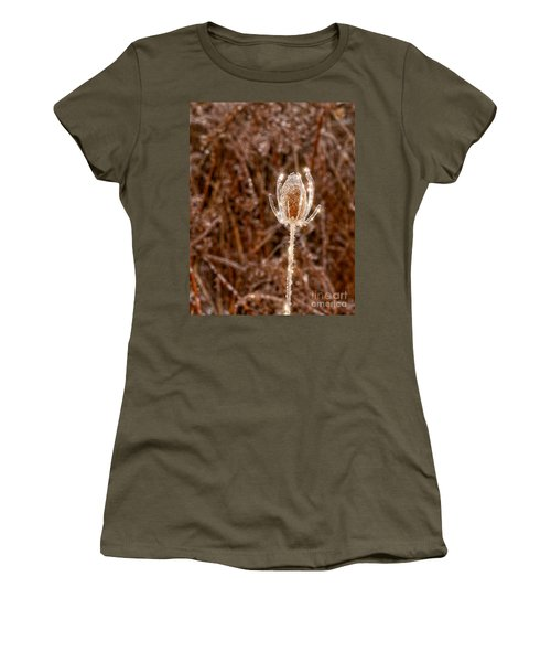 Icy Thistle Women's T-Shirt