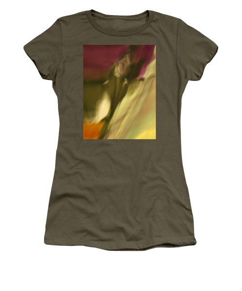 Impression Of A Rose Women's T-Shirt