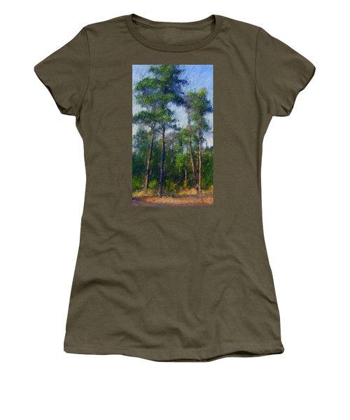 Impression Trees Women's T-Shirt
