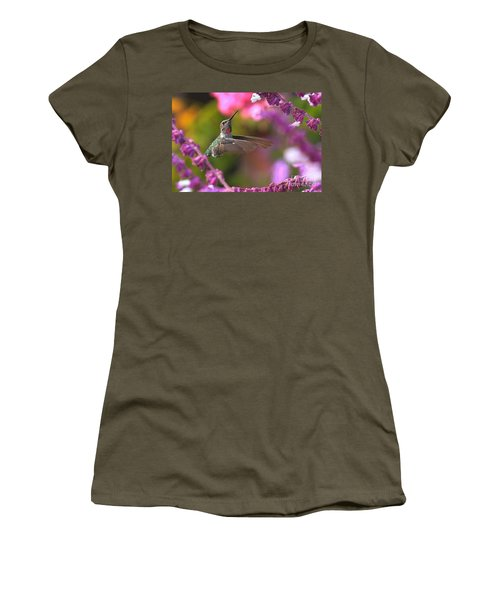 In Between Meals Women's T-Shirt
