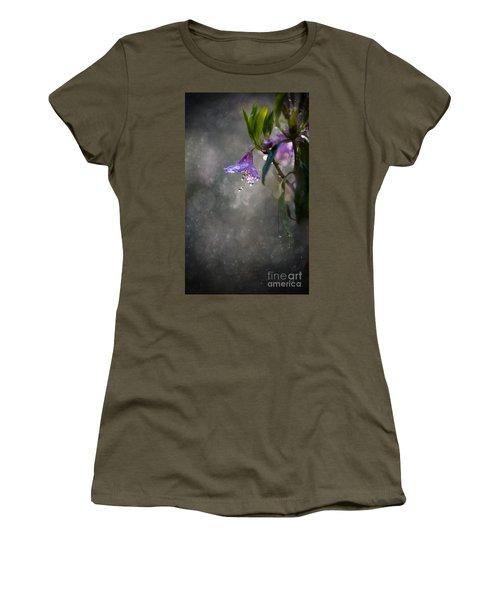 In The Morning Rain Women's T-Shirt