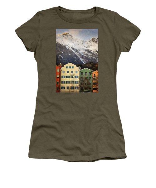 Innsbruck Women's T-Shirt (Athletic Fit)