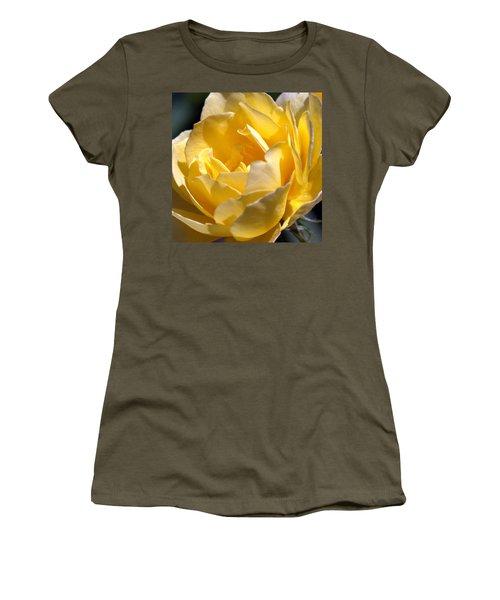 Inside The Yellow Rose Women's T-Shirt