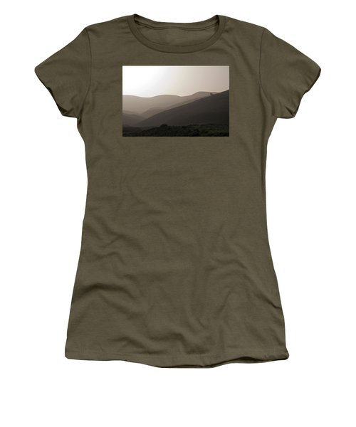 Into The Israel Desert - 1 Women's T-Shirt