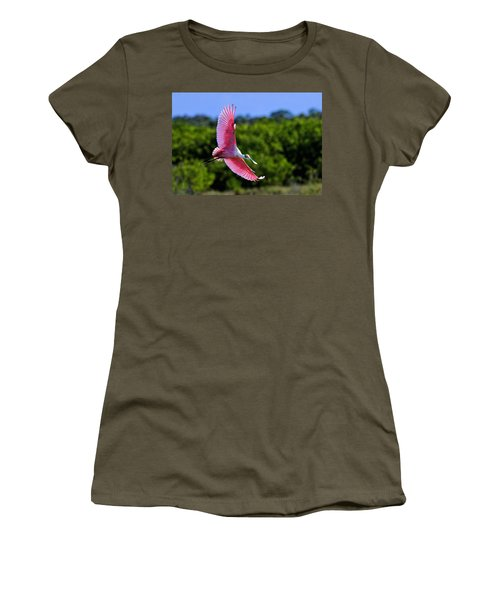 Into The Morning Light Women's T-Shirt