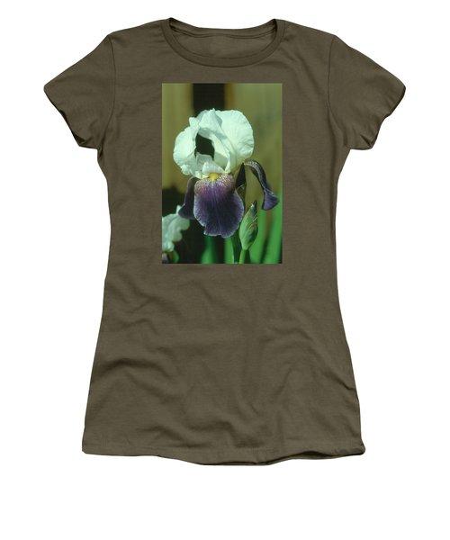 Iris 3 Women's T-Shirt (Junior Cut) by Andy Shomock