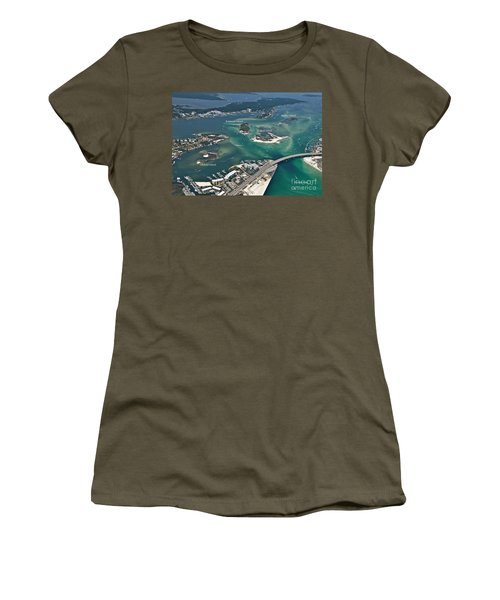 Islands Of Perdido - Labeled Women's T-Shirt