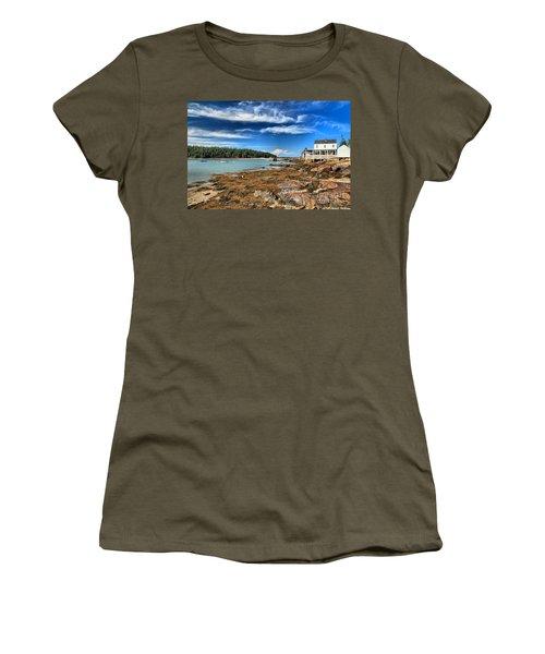 Isle Au Haut House Women's T-Shirt