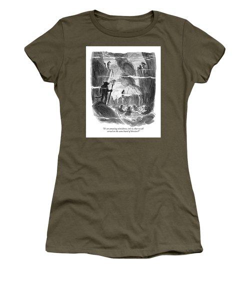 It's An Amazing Coincidence Women's T-Shirt
